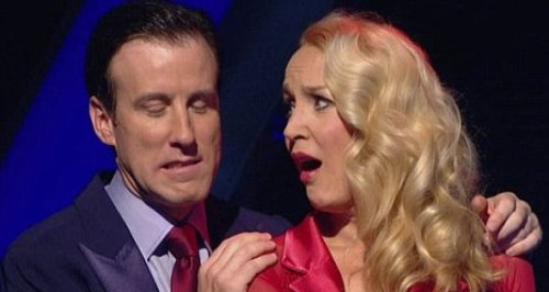 Anton Du Beke gutted at strictly judging snub