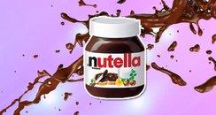 Nutella Cafe Canvas