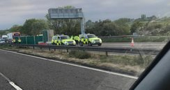 5 killed in M6 crash