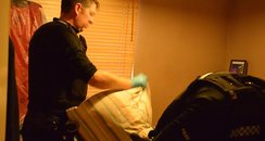 Officers raid homes in 'Operation Stetson'
