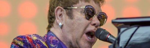 Elton John In Ipswich