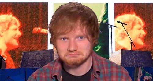 Ed Sheeran hits back Glasto critics