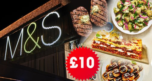 Marks and Spencer Dine In Deal
