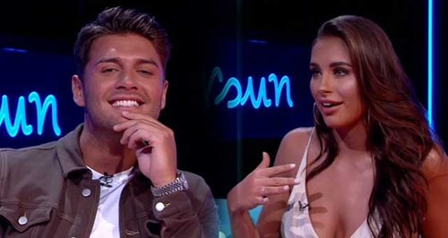 Mike clears up Love Island rumours