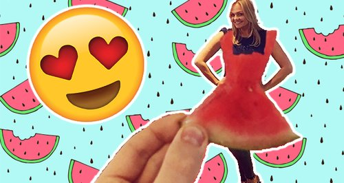 Watermelon Dress Craze
