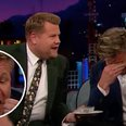 Gordon Ramsey Late Late Show