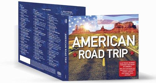 American Road Trip CD