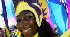 A Dancer from Notting Hill Carnival