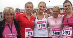 Race for Life Silverstone 09